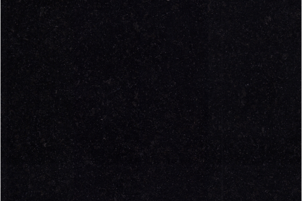Granite Nero Assoluto is high-quality material for stone worktops