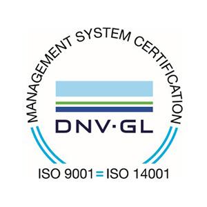 Nerostein OÜ - ISO 9001, ISO 14001