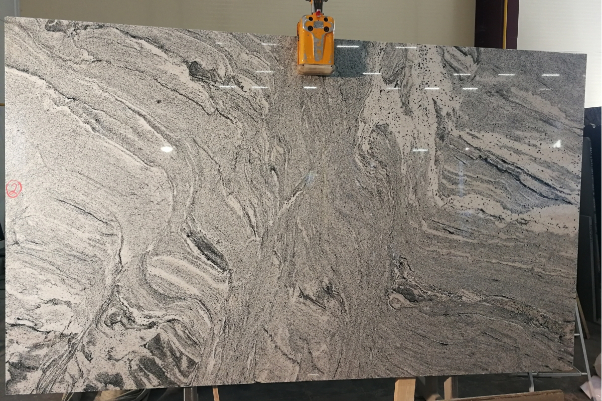 White Granite Viscount White Unique Stone Worktops