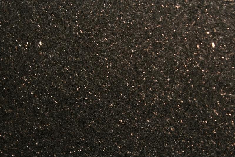 Star Galaxy Marvellous Black Granite Worktops With Golden