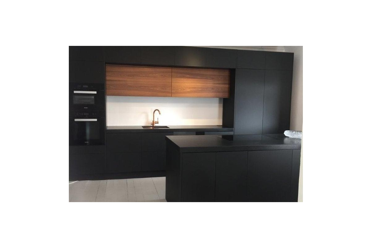 Granite Nero Assoluto Is High Quality Material For Kitchen